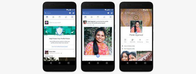 Facebook, più controllo sulle immagini di profilo