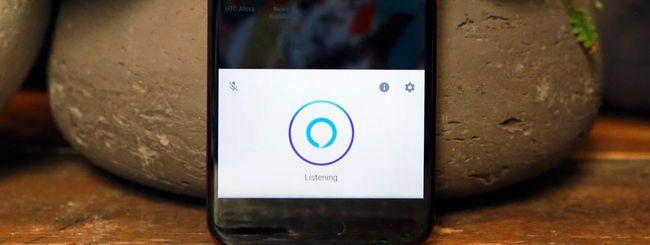 Amazon, modalità hands-free per l'app di Alexa