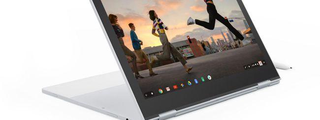 Google potrebbe portare Windows 10 sui Pixelbook