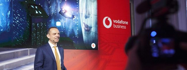 Vodafone lancia Vodafone Business