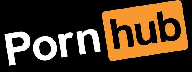 Pornhub, riconoscimento facciale per controllare chi carica contenuti