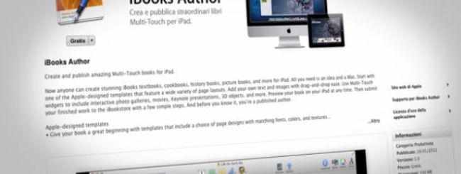 iBooks Author: una prima occhiata all'applicazione