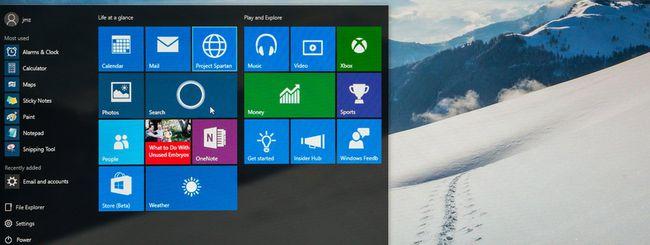 Windows 10 build 14279 agli Insider: le novità