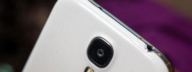 Samsung Galaxy S5 con scocca unibody in metallo?