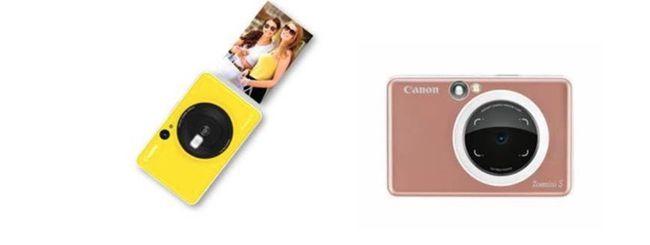 Canon presenta le Zoemini S e Zoemini C