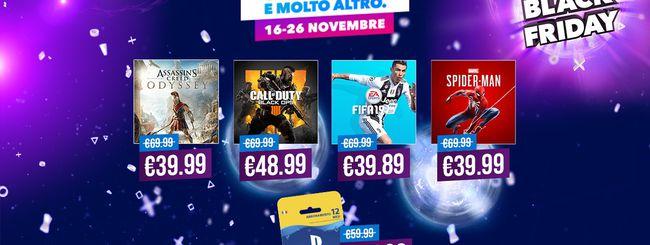 Black Friday 2018: sconti sulla PS4