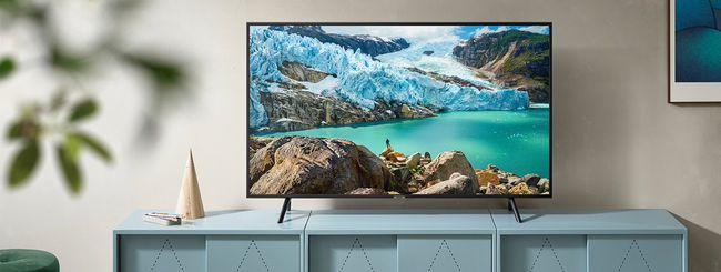 Samsung continua a dominare il mercato delle TV
