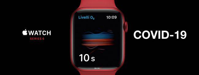 Apple Watch, in futuro potrebbe diagnosticare Covid-19
