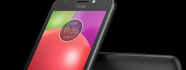 Motorola Moto C2 con sistema operativo Android Go?