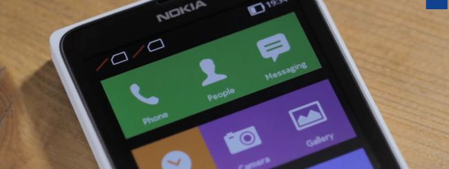 Google Apps, Play Store e Now Launcher sul Nokia X