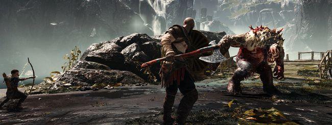 God of War: Ragnarök, l'epica avventura per PS5