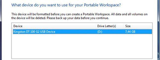 "Windows 8: ""Portable Workspace"" e notifiche push"