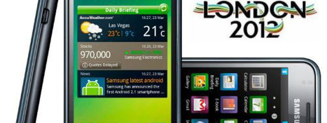 Samsung-VISA: pagamenti NFC alle Olimpiadi di Londra