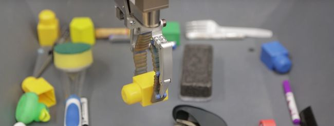 Il braccio robotico di Google e le reti neurali