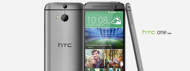 HTC One (M8) è ufficiale: più bello, più potente