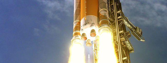 """NASA svela """"il razzo più potente mai costruito"""""""