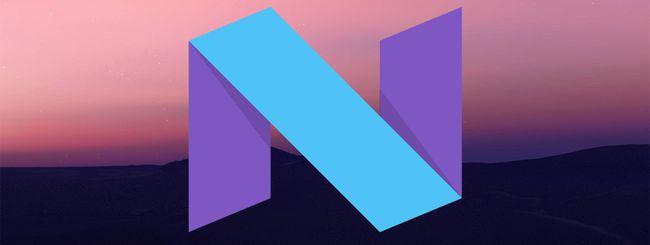 Android N: Google pubblica la Developer Preview 2