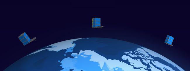 Google: il progetto Skybox diventa Terra Bella