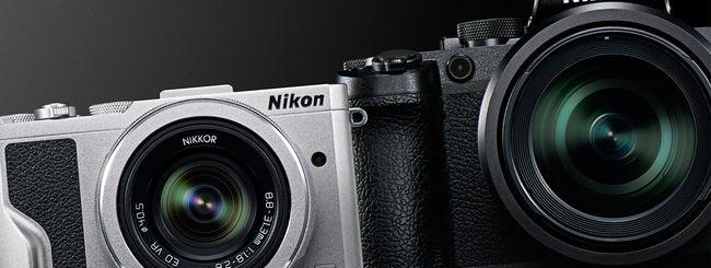 Nikon cancella la linea DL