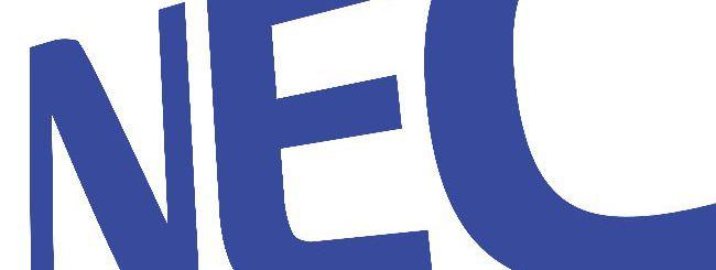 NEC, addio smartphone