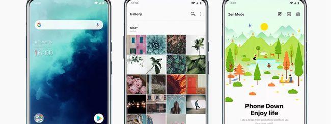 OnePlus 7T e OnePlus 7T Pro disponibili su Amazon