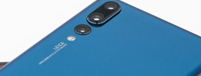 Huawei P20 Pro messo alla prova con stress test