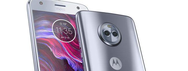 Motorola Moto Z2 Force e X4, IA per la fotocamera