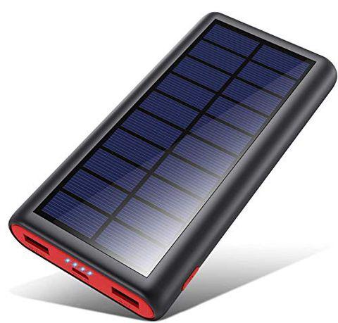 Powerbank Solare 26800mAh
