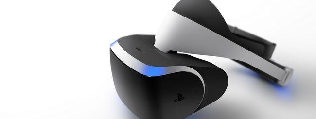 Project Morpheus: Sony e la realtà virtuale su PS4
