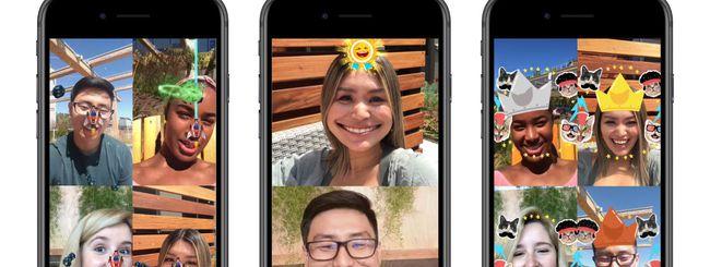 Facebook Messenger, giochi in AR con gli amici