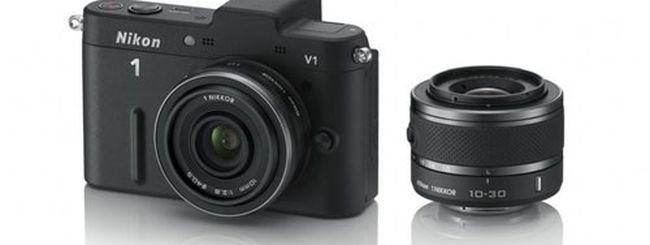 Nikon 1 V2: l'annuncio a breve