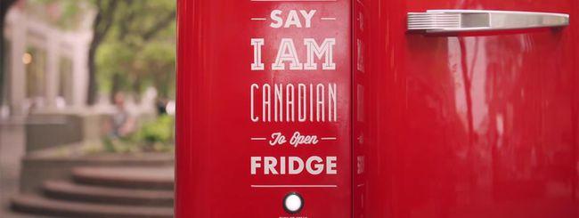 Google Traduttore e birra canadese