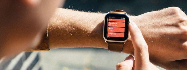 Apple Watch Series 2-3: piano sostituzione schermo