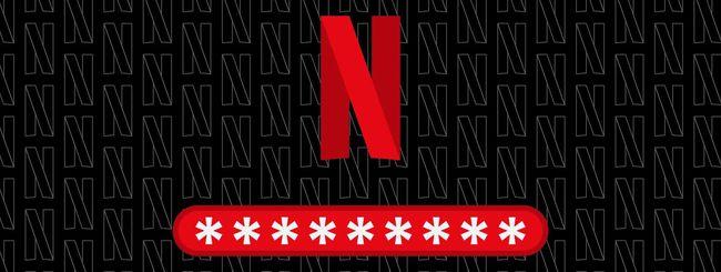 Netflix, in arrivo il blocco degli account condivisi