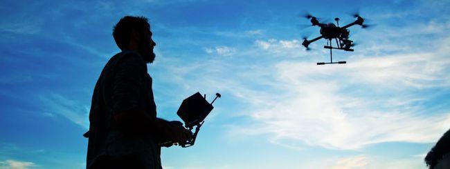 Enel punta sui droni