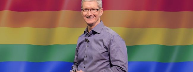 LGBT: Human Rights Campaign premia Tim Cook