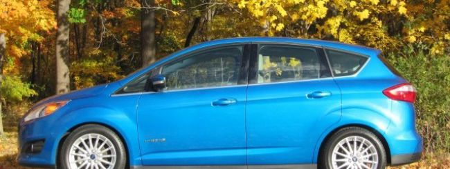Ford C-MAX Hybrid e Energi saranno al CES 2013