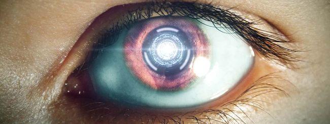 Le lenti a contatto del futuro hanno lo zoom