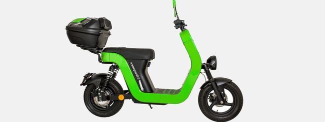 GoVolt, scooter sharing elettrico di Milano