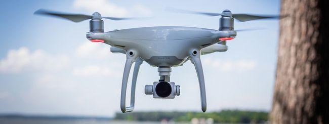 Apple: droni per migliorare le sue mappe?