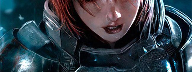 Mass Effect 3, 890.000 copie in sole 24 ore negli USA