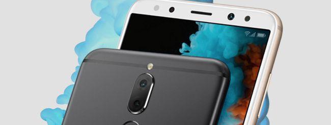 Huawei Mate 20 Lite, le immagini mostrano il notch