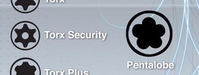Apple cambia le viti dei Mac. Addio riparazioni casalinghe