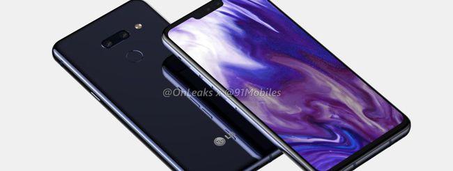 LG V50 ThinQ, smartphone 5G al MWC 2019?