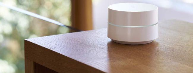 Google WiFi al debutto in Italia