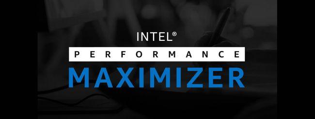 Intel Performance Maximizer, tool per overclock