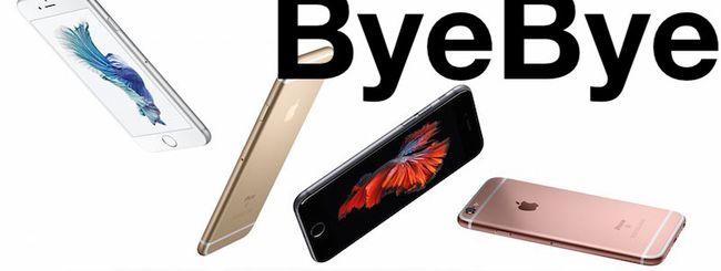 iOS 15: niente supporto ad iPhone 6s e iPhone SE