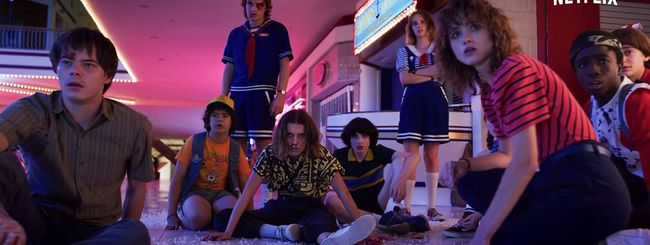 Strangers Things 3: quando su Netflix Italia