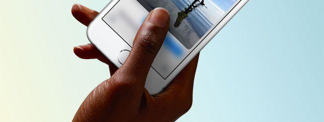 iPhone 6S: 3D Touch compatibile con le pellicole