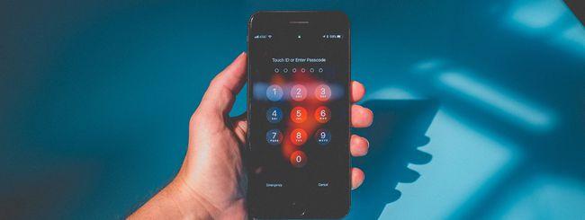 iPhone: arriva un servizio di sblocco password